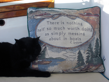 Favorite Quotes about sailing and the sea